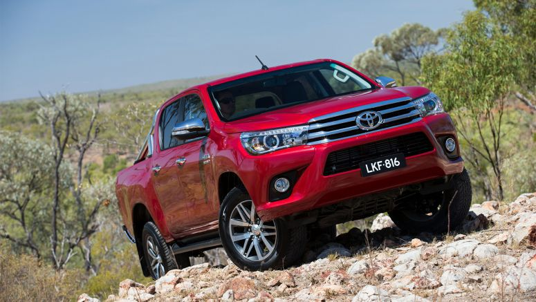 Toyota Hilux And Corolla In Close Battle For Sales Supremacy