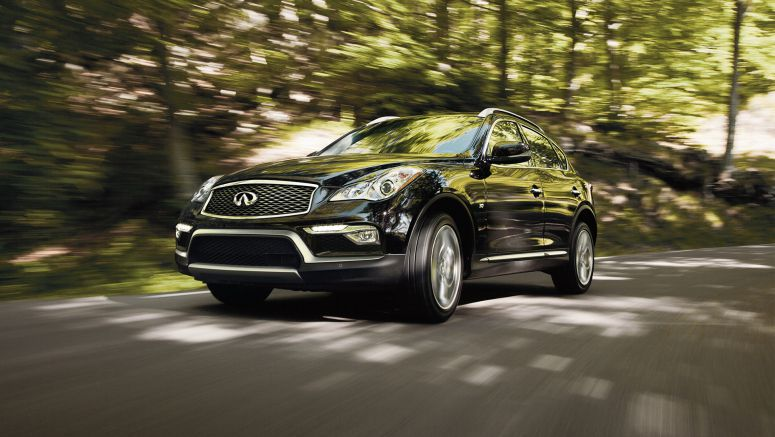INFINITI reports all-time record sales in the U.S. Jan 2017