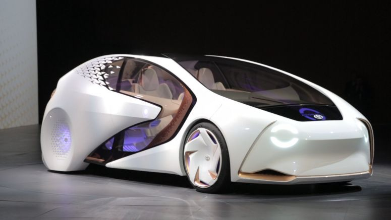 2017 CES: This Toyota Concept Wants to Make an Emotional Bond with You