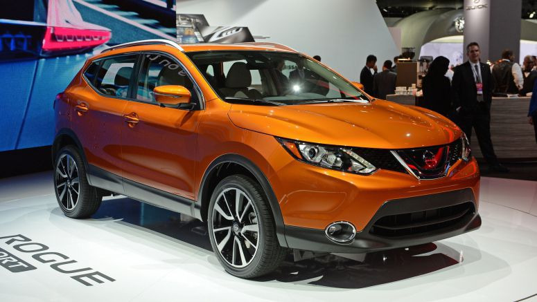 2017 Detroit Auto Show: Nissan brings the Qashqai to the US