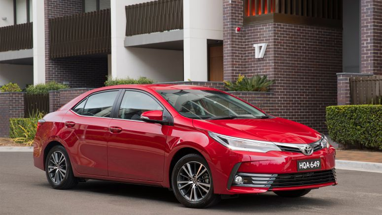 Toyota Corolla Celebrates 50 Years with New Style and Safety