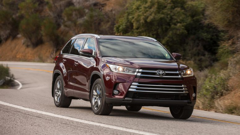 Power And Economy Boost for Toyota Kluger