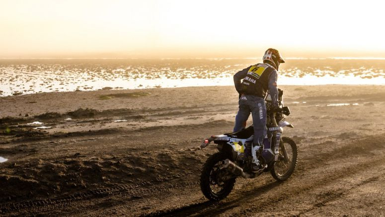 Yamaha Riders All Set For Second Week Of Competition At Dakar Rally 2017