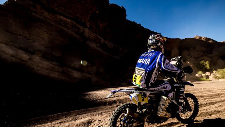 Yamaha Ready To Battle For Top Honours As Dakar Rally Enters Its Home Stretch