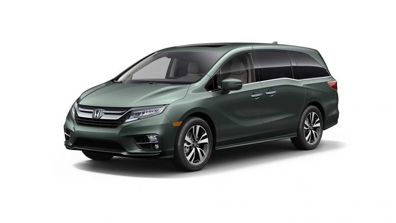 The Simple Reason Why the 2018 Honda Odyssey Isn't AWD