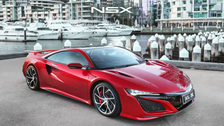Imagine If The New Acura NSX More Closely Mirrored The Original's Design