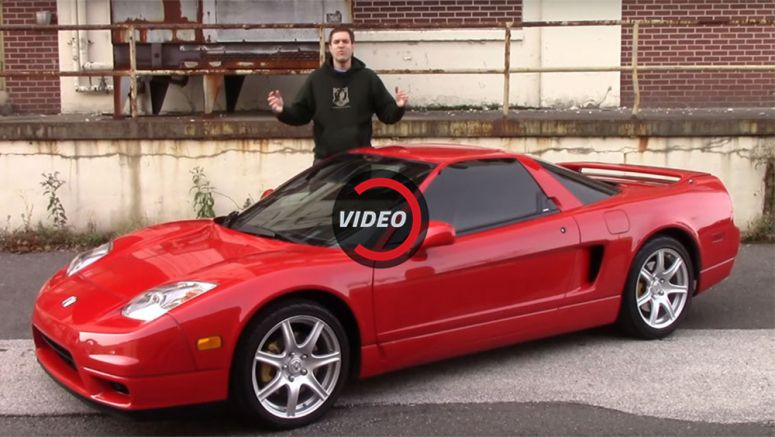 Is A 14-Year-Old Acura NSX Really Worth $125,000?