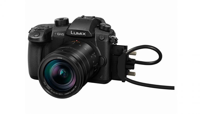 Differences between Panasonic GH5 and GH4