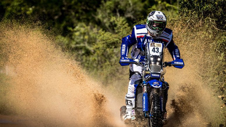 All Systems Go For Yamalube Yamaha Official Rally Team At The 2017 Dakar Rally
