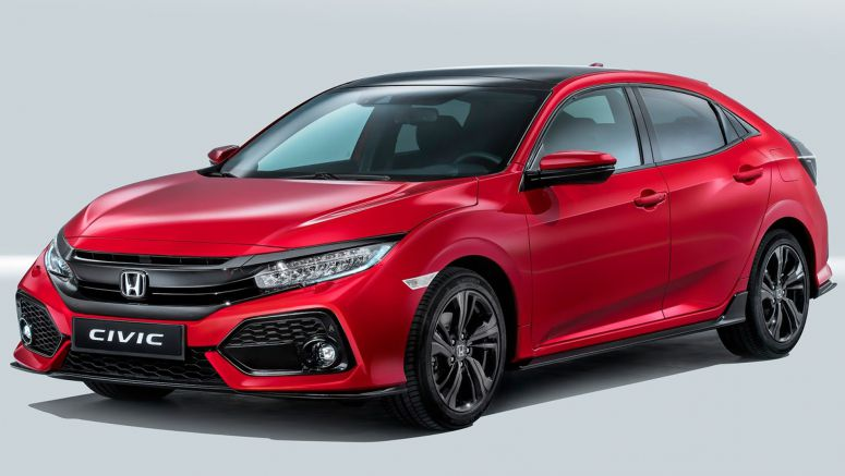 New Honda Civic Goes On Sale This March In The UK, Starts From £18,235