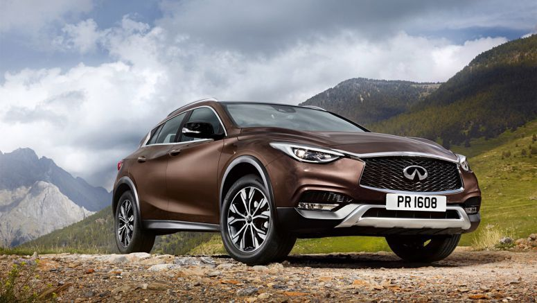 Infiniti Stops Joint Model Development With Daimler, Says Report