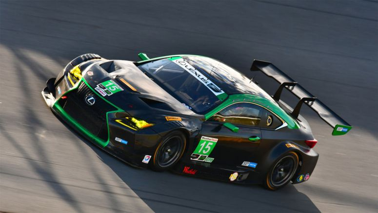 Lexus Prepares for Rolex 24 at Daytona Race Later This Month