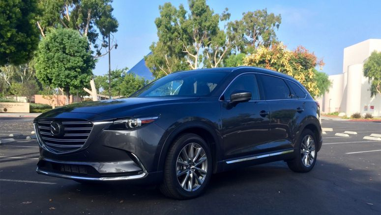 You Can Like The Mazda CX-9 Even If You Don't Have Kids