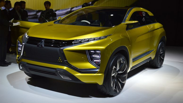 Misubishi's crossover plan: New model coming to Geneva, Outlander PHEV finally on the way
