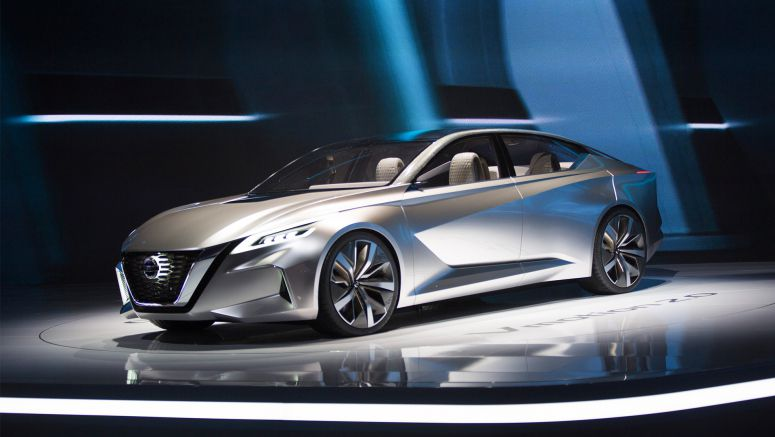 Nissan Vmotion 2.0 wins EyesOn Design Award for Best Concept Vehicle