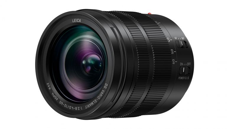 CES 2017: Panasonic offers 12-60mm, first of Leica DG F2.8-4 series