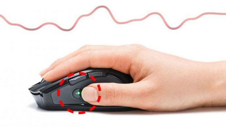 Sanwa: A mouse that measures and diagnoses your heart rate