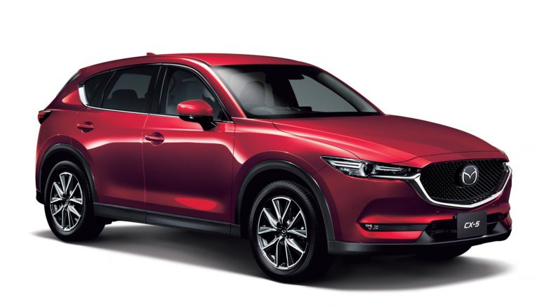 Seven-Seat Mazda CX-5 Considered For Japan, Other Markets Could Follow