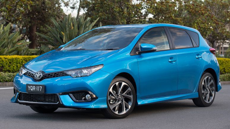 Toyota: Advanced Safety For Corolla Hatch