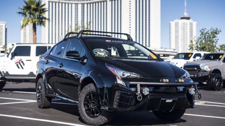 The Crossover Toyota Prius-X You Never Knew You Wanted