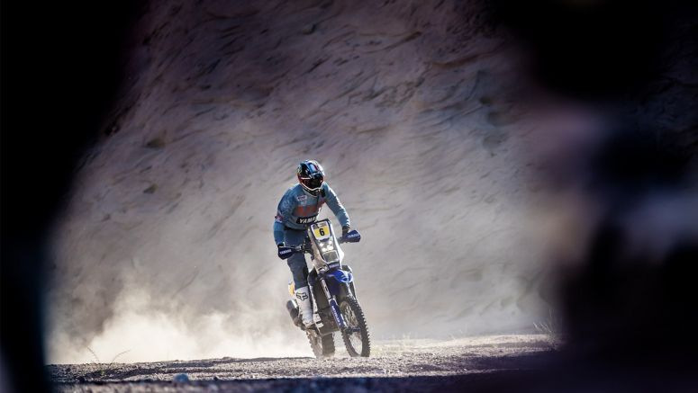 Yamaha Set To Fight For The Overall Podium During Dakar Rally's Final Two Stages