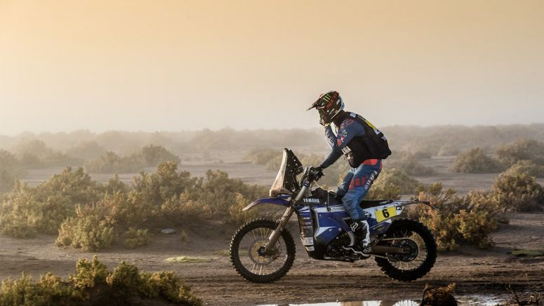 Yamaha Riders Successfully Complete First Half Of Dakar 2017 Marathon Stage