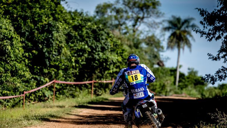 Impressive Start For Yamaha Racing At Dakar Rally 2017