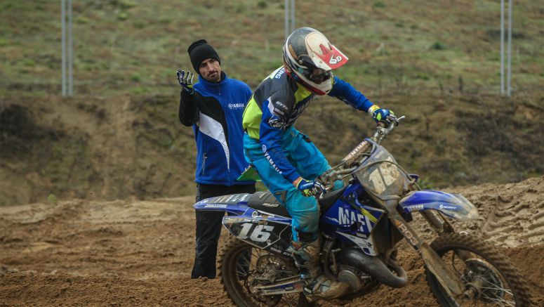 Yamaha: Win a Dream Ride in The EMX125 Championship