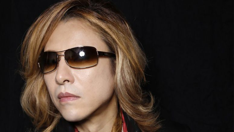 "Yoshiki interview on NPR's ""Here & Now"" - now streaming online!"