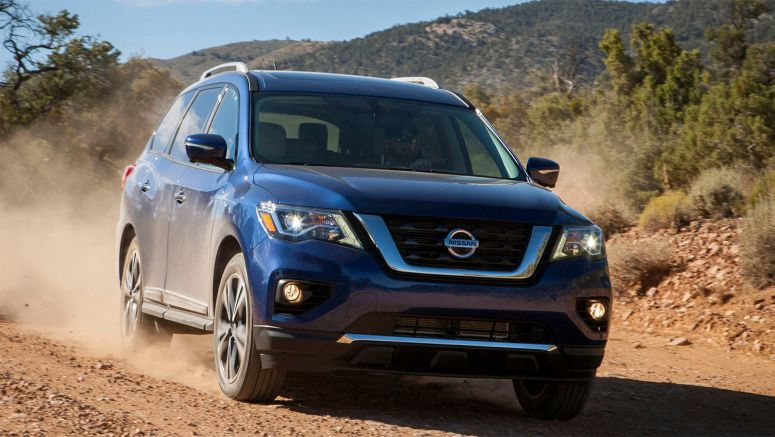 2017 Nissan Pathfinder pricing and specs in Australia
