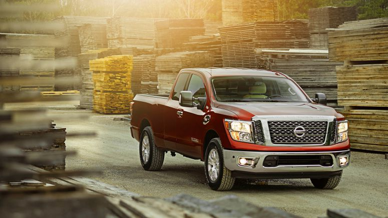 Nissan adds new King Cab body style to complete lineup of award winning TITAN and TITAN XD models