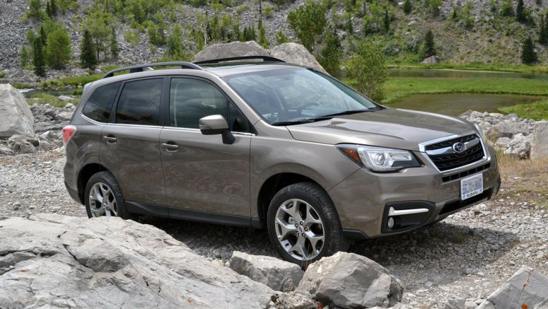 2017 Subaru Forester Wins Canadian Utility Vehicle of the Year