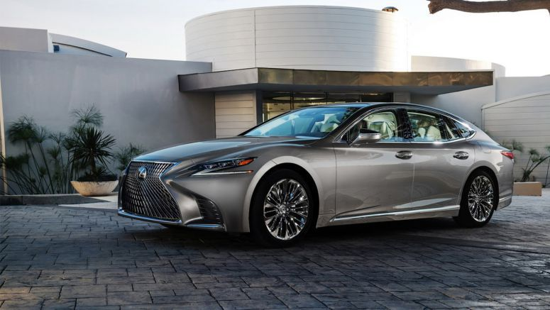 Lexus Chief Engineer Boasts About The Cutting-Edge Safety Tech Of The 2018 LS