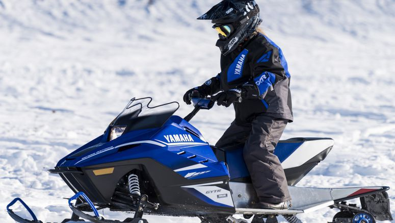 Yamaha celebrates its anniversary with a special line-up of 2018 snowmobiles