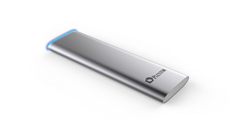 Plextor Outs 128GB EX1 Plus USB 3.1 Gen2 Type-C Portable SSD