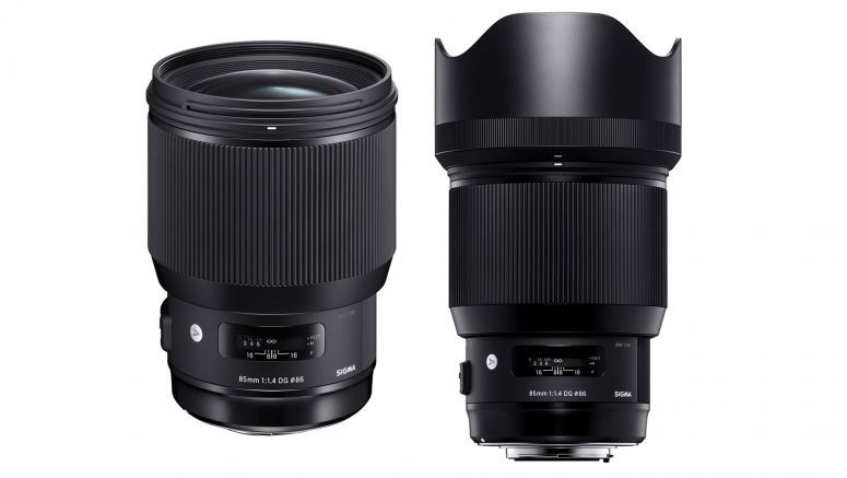 Sigma 85mm F1.4 Art DxO results: a new king is crowned