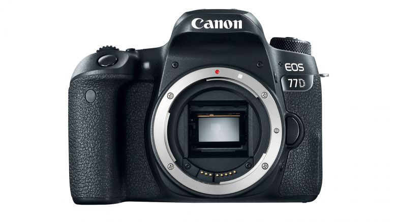 New Canon EOS 77D sits between Rebel T7i and EOS 80D