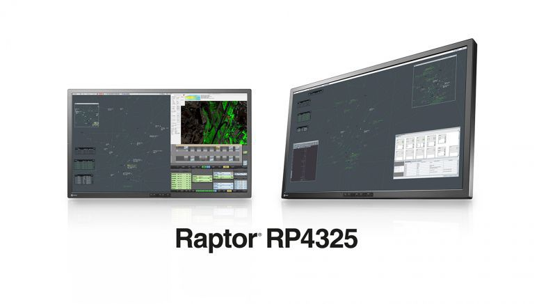 EIZO announces industry-first 4K x 2K primary control monitor for air traffic control centers