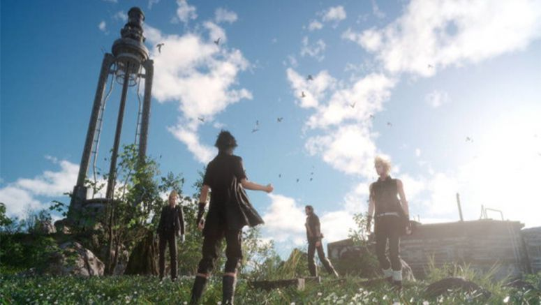 Final Fantasy XV's Director Calls The Switch A 'Dream Machine'