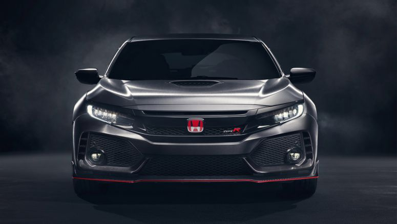 Production Civic Type-R Highlights Trio of Honda Debuts at Geneva Motor Show