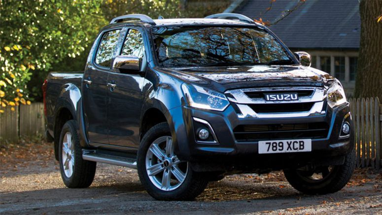 Isuzu D-Max Hitting UK Dealers This Spring With New Engine