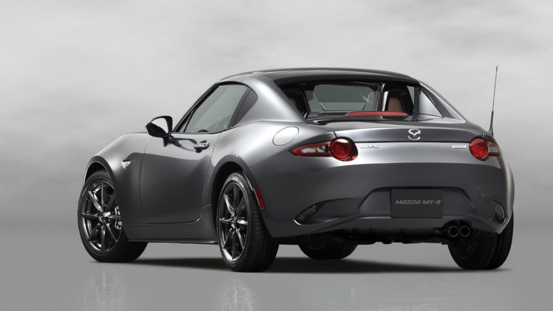 Does The Mazda MX-5 RF Need Louvers?