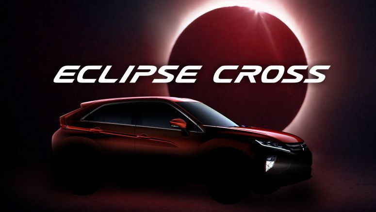 Mitsubishi brings back the Eclipse as a crossover