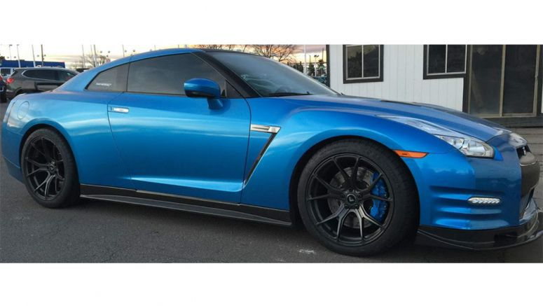 Guy Renting Out 1,200 WHP Nissan GT-R In Colorado