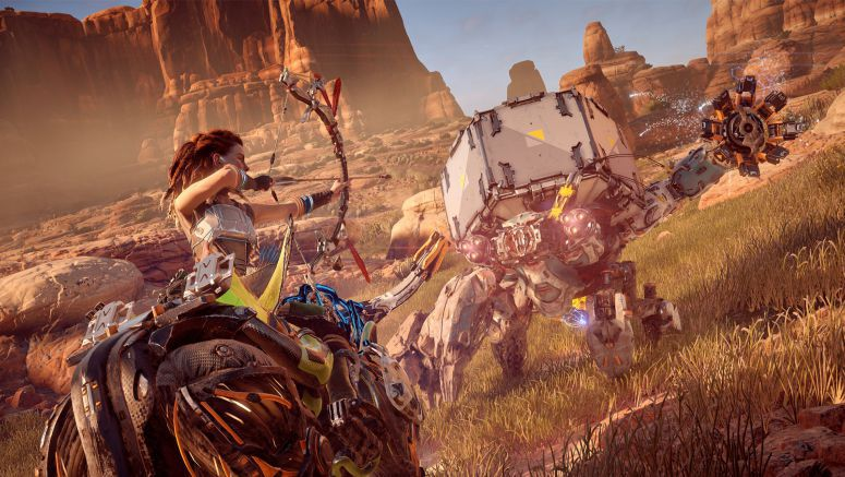 Sony: The Making of Horizon Zero Dawn's Machines