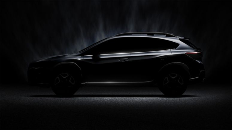 FHI to Unveil New 'XV' SUV at Geneva Motor Show