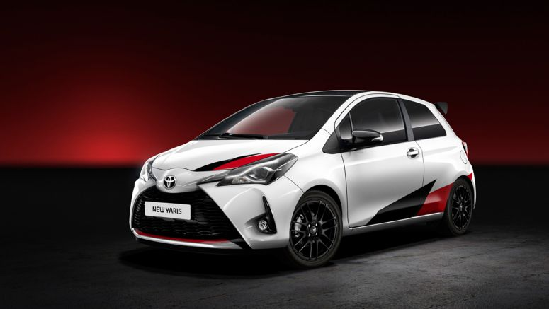 Toyota Yaris GRMN Hot Hatch Will Be Supercharged