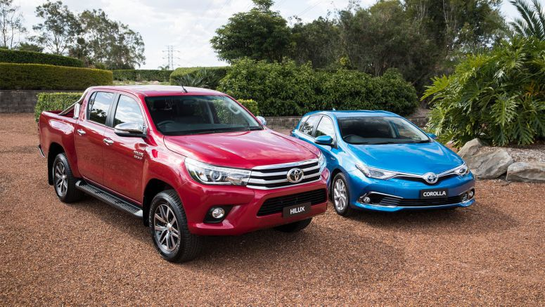 Australia Punches Above its Weight in Toyota World