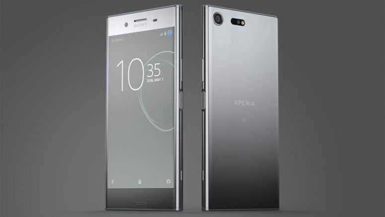 Sony Xperia XZ Premium with 960 fps slow-motion and 4K display