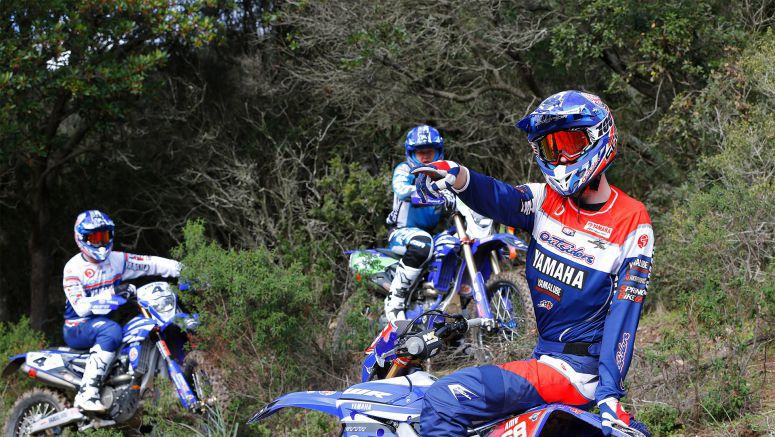 Yamaha Presents 2017 Enduro World Championship Line-Up In Italy